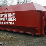 We also provide 40 yard compactors for commercial and industrial business waste.